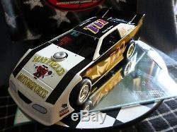 Terry Sparks #won 11 1/24 2006 Dirt Late Model ADC Red Series