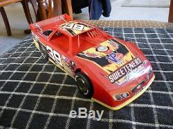 Tim McCredie #39 1/24 Dirt Late Model Custom AD