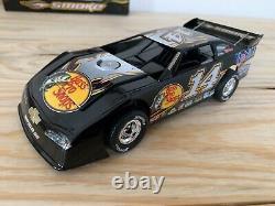 Tony Stewart #14 2012 Bass Pro Shops Dirt Late Model 1/24 Scale Racing