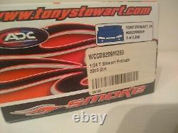 Tony Stewart 2009 Adc #14 Bass Pro Shops Chevy Late Model Dirt Car 1/24 Xrare