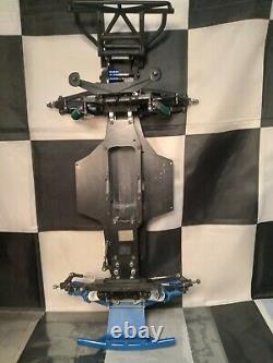 Traxxas Dirt Oval Or No Prep Drag Composite Lcg Chassis Edm Mwm Late Model RPM