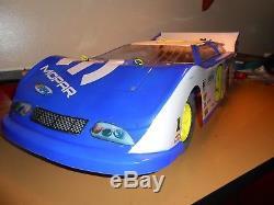 Traxxas slash 2wd short course late model dirt car