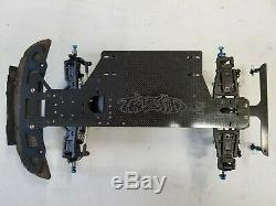 Twiztid RC Custom Works GFRP HB Dirt Oval Late Model Futaba 9551 Hobbywing XR10
