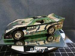 Tyler Erb #1 Custom Dirt Late Model Car 1/24 ADC