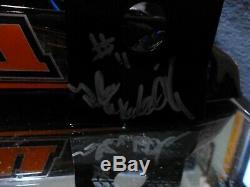 Tyler Reddick #11 1/24 2009 Dirt Late Model ADC Autographed/Hood