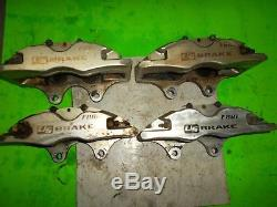 US F88i brake calipers ump imca dirt late model rocket wilwood afco asa arca