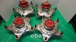 Ultra Lite wide five hubs ump imca wissota crate dirt late model asa arca brakes