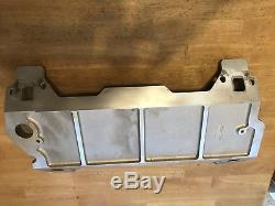 Used Edelbrock #2855 Valley Tray Dirt Late Model Sb Chevy Brodix All Pro Dart