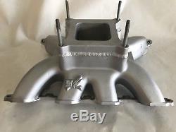 Used GM SB2 Alum Intake Dirt Late Model Imca Race Car