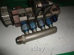 Weaver 5 stage dry sump pump oil ump imca wissota dirt late model asa racing scp
