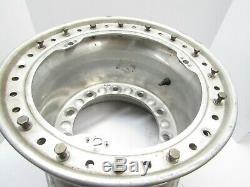 Weld Wide 5 Aluminum Beadlock Wheel Dirt Late Model Imca Wissota Real Ump 12 #1