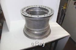 Weld Wide 5 Aluminum Beadlock Wheel Dirt Late Model Imca Wissota Real Ump 12 79