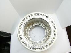 Weld Wide 5 Aluminum Beadlock Wheel Dirt Late Model Imca Wissota Real Ump 12 #8
