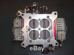 Willys 604 Crate E85 750 Double Pumper 4 BBL Carburetor WCD50127-E85 Carb Racing