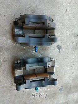 Wilwood Front Caliper Set, Dirt Late Model, UMP, IMCA, NASCAR