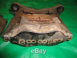 Wilwood brake calipers 5 1/4 ump imca dirt late model wilwood winters howe afc