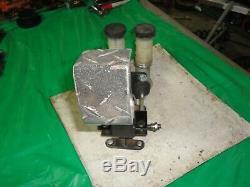 Wilwood brake pedal ump imca dirt late model drag racing dune buggy tilton howe