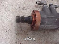 Woodward 3.66 Ratio Power Steering Rack & Servo Dirt Late Model 20 Sweet QQQ2