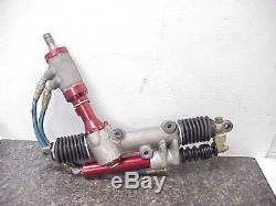Woodward 4.45 Ratio Power Steering Rack & Servo Dirt Late Model 18 Sweet QQQ10