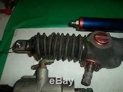 Woodward steering rack 4.19 ump imca dirt late model rocket sweet appleton