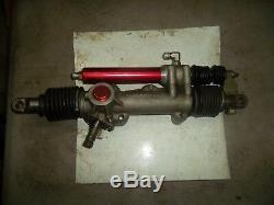 Woodward steering rack ump imca dirt late model rocket sweet appleton 3