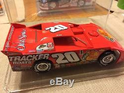 XRARE 1/24 Tony Stewart #20 Bass Pro 2006 Dirt Late Model Die-Cast 1 of 2,148